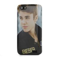 Zadní kryt/Obal HTC One V - Justin Bieber 01