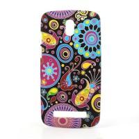Zadní kryt/Obal Květy 01 - HTC Desire 500