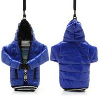 Univerzální pouzdro na mobil - Tmavě modrá bunda