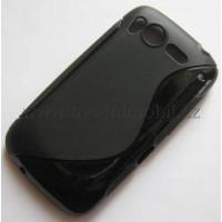 Pouzdro/Obal S Line - HTC Desire S - Černé