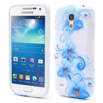 Pouzdro/Obal  - Květy 09 - Galaxy S4 Mini i9190