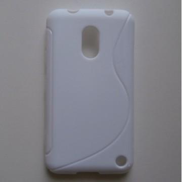 Pouzdro/Obal S Line - Bílé - Lumia 620