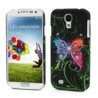 Pouzdro/Obal Motýl 01 - Galaxy S4 i9500
