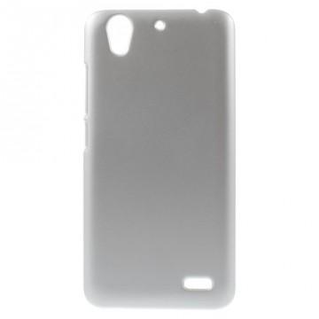 Tenký saténový kryt - Stříbrný - Ascend G630