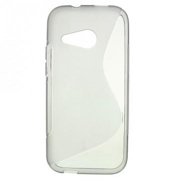 Pouzdro / Obal S Line, šedý - HTC One Mini 2