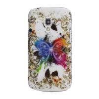 Zadní kryt//Obal Motýli 04- Galaxy S Duos S7562