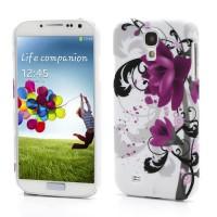 Pouzdro/Obal Květy 02 - Galaxy S4 i9500
