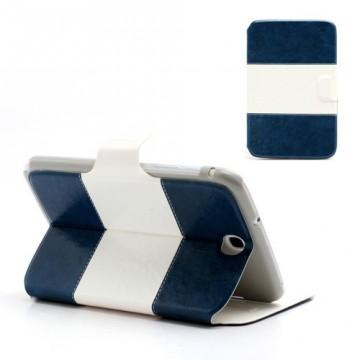 Pouzdro na Galaxy Note 8.0 N5100 - Modré/Bílé