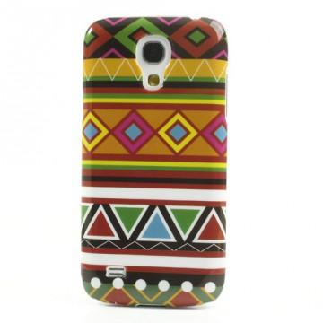 Zadní kryt/Obal - Abstraktní vzor 07 - Galaxy S4 Mini i9190, i9195