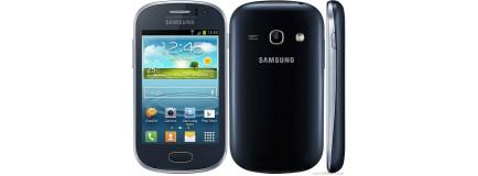 Galaxy Fame S6810 - Obaly, kryty, pouzdra