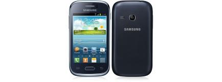 Galaxy Young S6310 - Obaly, kryty, pouzdra