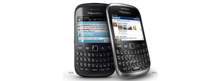 Blackberry Curve 9220/9320 - Obaly, kryty, pouzdra