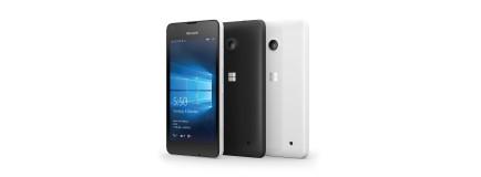 Lumia 550 - Obaly, kryty, pouzdra