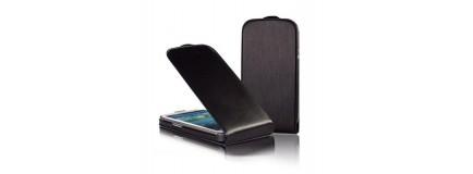 Koženková pouzdra pro Samsung Galaxy S3 Mini, S3 Mini VE