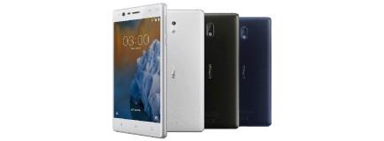 Nokia 3 - Obaly, kryty, pouzdra