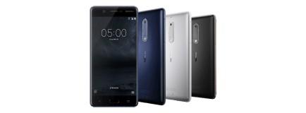 Nokia 5 - Obaly, kryty, pouzdra