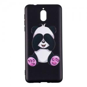 Obal Nokia 3.1 - Panda