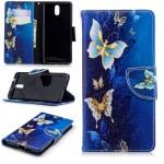 Pouzdro Nokia 3.1 -  Motýli 01