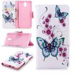 Pouzdro Nokia 3.1 -  Motýli 04