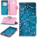 Pouzdro Nokia 3.1 - Květy 02