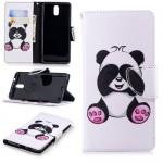 Pouzdro Nokia 3.1 - Panda