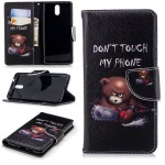Pouzdro Nokia 3.1 - Don't touch my phone