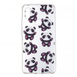 Pouzdro Xiaomi Redmi S2 - průhledné - Panda