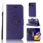 Pouzdro Zenfone 5 ZE620KL - lapač snů - fialové