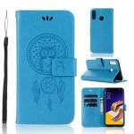 Pouzdro Zenfone 5 ZE620KL - lapač snů - modré
