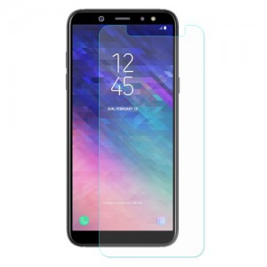 Ochranné tvrzené sklo - Galaxy A6 2018