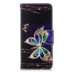Pouzdro Nokia 5.1 - Motýli