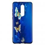 Gelový obal Nokia 5.1 - Motýli 01