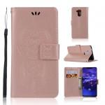 Pouzdro Huawei Mate 20 Lite - lapač snů - růžový