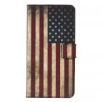 Pouzdro Huawei Mate 20 Lite - Vlajka USA