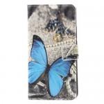 Pouzdro Huawei Mate 20 Lite - Motýl 01