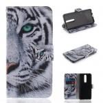 Pouzdro Nokia 5.1 - Tygr