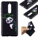 Gelový obal Nokia 5.1 - Panda 01