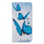 Pouzdro Huawei P20 Lite - Motýli 06 - 3D