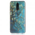 Gelový obal  Huawei Mate 10 Lite - květy