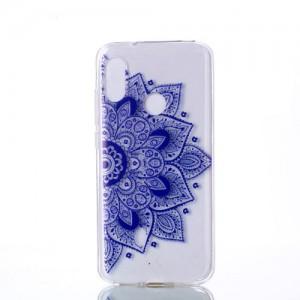 Obal Xiaomi Mi A2 Lite - průhledné - Květ 02
