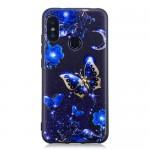 Obal Xiaomi Mi A2 Lite - Motýli 01