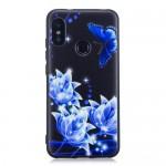 Obal Xiaomi Mi A2 Lite - Květy 01