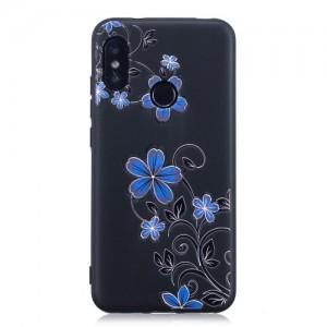 Obal Xiaomi Mi A2 Lite - Květy 02