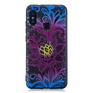 Obal Xiaomi Mi A2 Lite - Květy 03