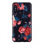 Obal Xiaomi Mi A2 Lite - Květy 04