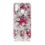 Gelový obal Huawei Nova 3i - Květy 02