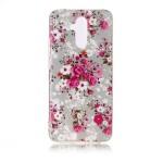 Gelový obal Huawei Mate 20 Lite - Květy 01