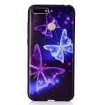 Obal Huawei Y6 2018, Y6 Prime 2018, Honor 7A - Motýli 04