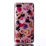 Gelový obal Xiaomi Redmi 6 - Průhledné - Květy 04
