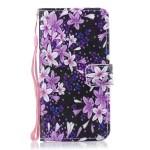 Pouzdro Huawei P20 Lite - Květy 04